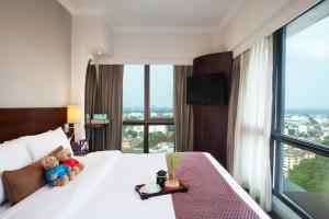 Somerset Grand Hanoi, Apartments  Hanoi - big - 19