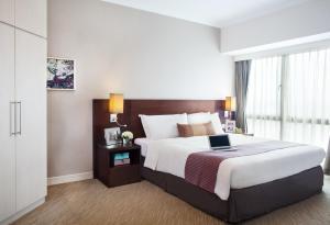 Somerset Grand Hanoi, Apartments  Hanoi - big - 5