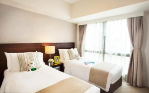 Somerset Grand Hanoi, Apartments  Hanoi - big - 14