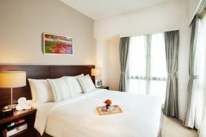 Somerset Grand Hanoi, Apartments  Hanoi - big - 4
