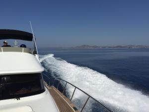 Venezia Yacht, Ботели  Тоурлос - big - 2
