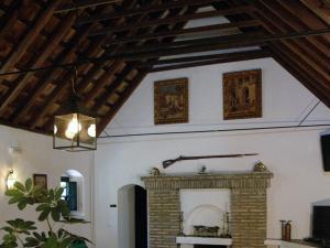 Cortijo El Indiviso, Загородные дома  Вьер де ла Фронтера - big - 39