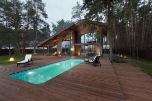 Verholy Relax Park, Hotely  Sosnovka - big - 74
