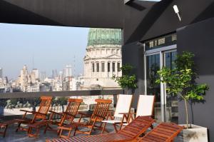 Uno Buenos Aires Suites, Отели  Буэнос-Айрес - big - 31