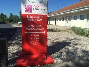 Hôtel Evan, Hotels  Lempdes sur Allagnon - big - 43