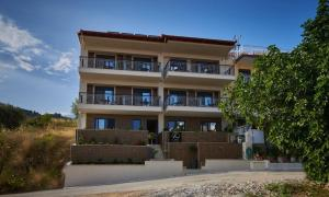 Athos Thea Luxury Rooms, Apartmány  Sarti - big - 24
