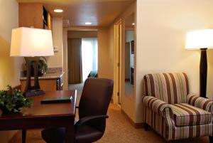 Poolside One-Bedroom Queen Suite