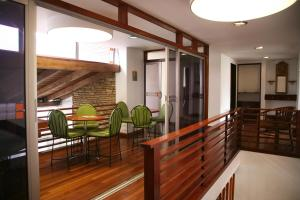 Hotel-Spa Casa de Lavim, Szállodák  Bogotá - big - 50