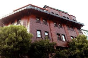 Dersaadet Hotel Istanbul, Отели  Стамбул - big - 56