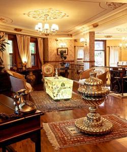 Dersaadet Hotel Istanbul, Отели  Стамбул - big - 54