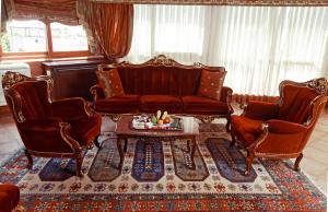 Dersaadet Hotel Istanbul, Отели  Стамбул - big - 23