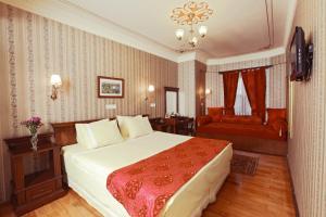 Dersaadet Hotel Istanbul, Отели  Стамбул - big - 24