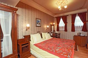 Dersaadet Hotel Istanbul, Отели  Стамбул - big - 38