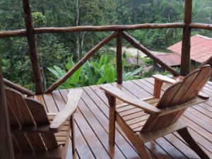 Pacuare River Lodge, Chaty  Bajo Tigre - big - 24
