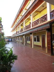Jennida Guesthouse, Botely  Muang Phônsavan - big - 1