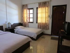 Jennida Guesthouse, Botely  Muang Phônsavan - big - 4