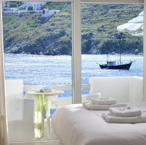 Nissaki Boutique Hotel, Hotel  Platis Yialos Mykonos - big - 85