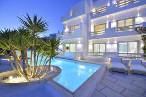 Nissaki Boutique Hotel, Hotel  Platis Yialos Mykonos - big - 99