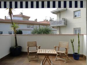Antonio´s Apartment, Apartmanok  Sitges - big - 1