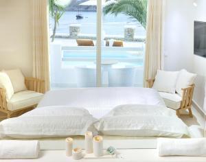 Nissaki Boutique Hotel, Hotel  Platis Yialos Mykonos - big - 89