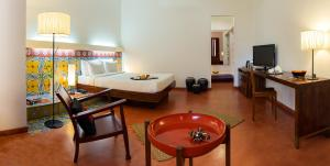 Villa Shanti - A Heritage Hotel, Hotels  Pondicherry - big - 21