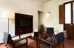 Villa Shanti - A Heritage Hotel, Hotels  Pondicherry - big - 18