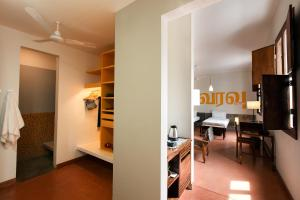 Villa Shanti - A Heritage Hotel, Hotels  Pondicherry - big - 4
