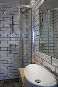 Villa Baltica, Apartmanok  Niechorze - big - 40