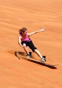 Marhaba Camp, Camel & Sandboarding, Luxury tents  Merzouga - big - 65