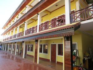 Jennida Guesthouse, Botely  Muang Phônsavan - big - 9