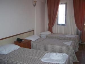 Golden Beach Hotel, Szállodák  Didim - big - 59