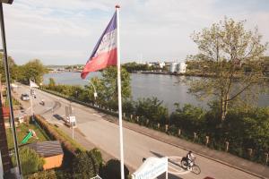 Hotel Waffenschmiede, Hotels  Kiel - big - 27