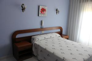 Hotel Arco Iris, Hotely  Villanueva de Arosa - big - 4