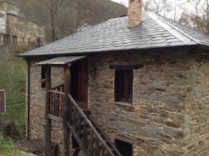 Casa Rural Doiras, Загородные дома  Piedrafita - big - 15