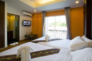 Standard Double Room with Canal View