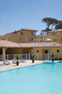 Lagrange Vacances Les Terrasses des Embiez, Residence  Six-Fours-les-Plages - big - 19