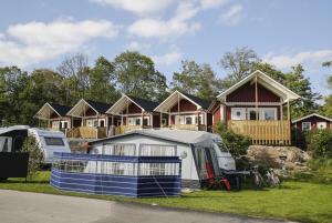 Dragsö Camping & Stugby, Campsites  Karlskrona - big - 41