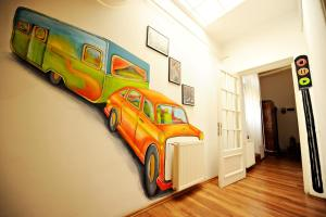 Umbrella Hostel, Hostels  Bucharest - big - 37