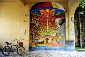 Umbrella Hostel, Hostels  Bucharest - big - 61