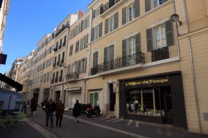 Les Patios du Vieux Port, Апартаменты  Марсель - big - 6