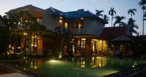 Hoi An Red Frangipani Villa, Hotel  Hoi An - big - 9