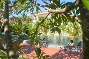 Hoi An Red Frangipani Villa, Отели  Хойан - big - 26