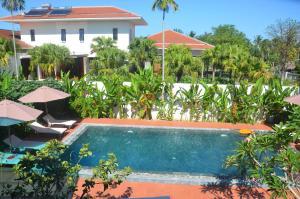 Hoi An Red Frangipani Villa, Отели  Хойан - big - 25