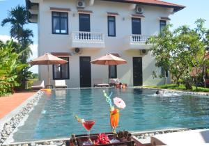 Hoi An Red Frangipani Villa, Отели  Хойан - big - 24