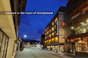 Hotel Eiger, Hotely  Grindelwald - big - 66