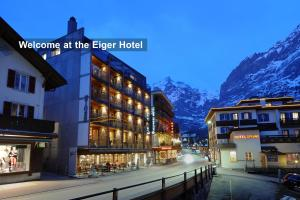 Hotel Eiger, Hotely  Grindelwald - big - 75