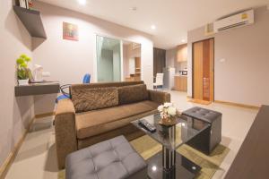 Pansook The Urban Condo, Apartmanok  Csiangmaj - big - 5