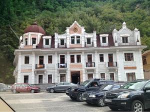 Borjomi Aprili Apartment, Apartmány  Borjomi - big - 1