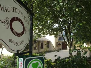 Macreddin Rock Bed and Breakfast