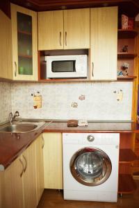 Babylon Apartments on Prospekt Myru, Ferienwohnungen  Rivne - big - 21